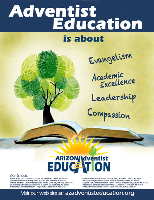 Resources arizona sda conference education department click the links below to download the posters 85 x 11 adventist education poster malvernweather Images